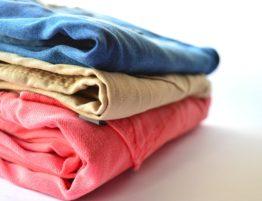 ubrania do pralni