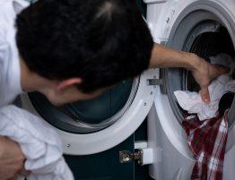 jak zrobić pranie